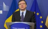Barroso: CE va sprijini politic și financiar proiectele de gaze și electricitate dintre România și R...