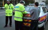 POLIŢIŞTII AU REŢINUT 6 PERMISE DE CONDUCERE