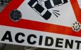 Accident rutier pe bulevardul Octavian Goga