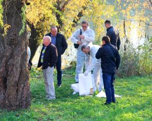 """Două noi probe ADN trimise la Institutul """"Mina Minovici"""""""