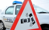Accident rutier produs pe raza localităţii Tarna Mare