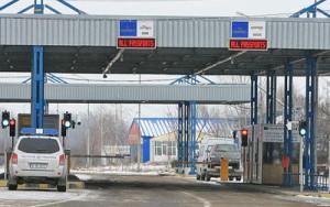 Micul trafic cu Ucraina, îngheţat la Vama Halmeu