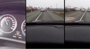 Polițist-filmat-în-timp-ce-încalcă-toate-regulile-de-circulație!