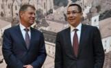 Iohannis, despre relaţia cu Ponta: Răspundem de bunul mers al României. Lucrurile au intrat în norma...