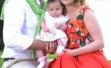 Alina Sorescu i-au rupt turta fetitei lor! Ce a ales micuta de pe tava