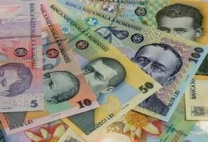 Leul s-a apreciat în fața principalelor valute