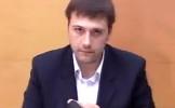 Răzvan Micul s-a jucat de-a ecologistul