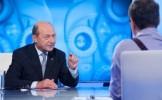 Băsescu, APEL MISTERIOS înaintea interviului de la TVR