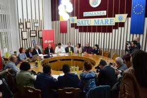 Investiţie de 600.000 de euro pentru iluminat modern în şcoli şi licee din 7 judeţe