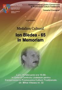 Ion Bledea - In Memoriam