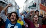 GREVĂ GENERALĂ pentru 24 de ore în Portugalia: Sindicatele protestează faţă de politica de austerita...