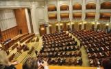 Parlamentul dezbate mâine referedumul propus de Traian Băsescu