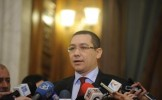 Ponta: Antena3 nu m-a şantajat nici pe mine, nici pe alţi miniştri. Sunt nişte prostii
