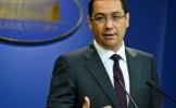 """Ponta: """"Băsescu este la fel de """"jos şi de josnic"""" ca extremistul maghiar Gabor Vona. ..."""