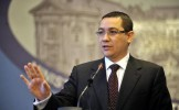 """Ponta îi răspunde lui Băsescu: """"Când a vorbit despre gaşca de politicieni care îşi face Constit..."""