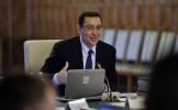 Ponta: În toamnă modificăm legea şi formăm regiuni înainte de revizuirea Constituţiei