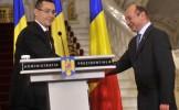 """Victor Ponta: """"Nu vreau să cred că Băsescu va încălca Constituţia în privinţa numirii ministrul..."""