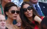 Cum arata rochia cu care Victoria Beckham a atras toate privirile la Wimbledon